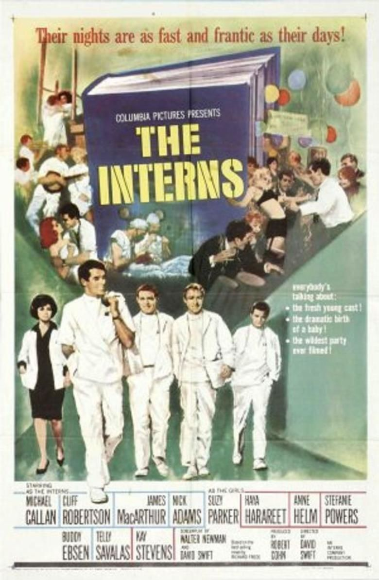 The Interns (film) movie poster