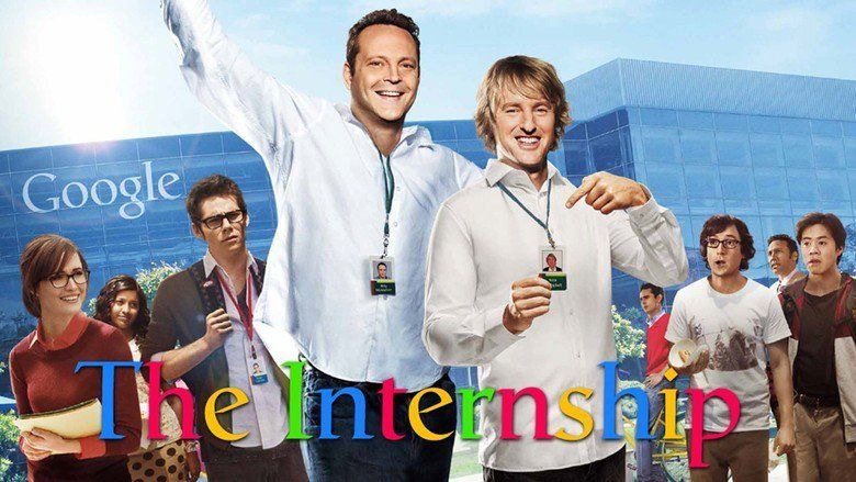 The Internship movie scenes