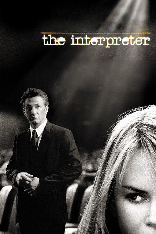 The Interpreter movie poster