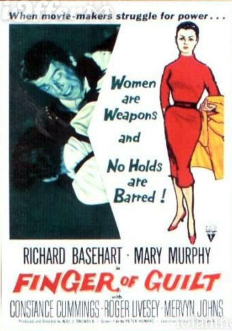 The Intimate Stranger (1956 film) movie poster