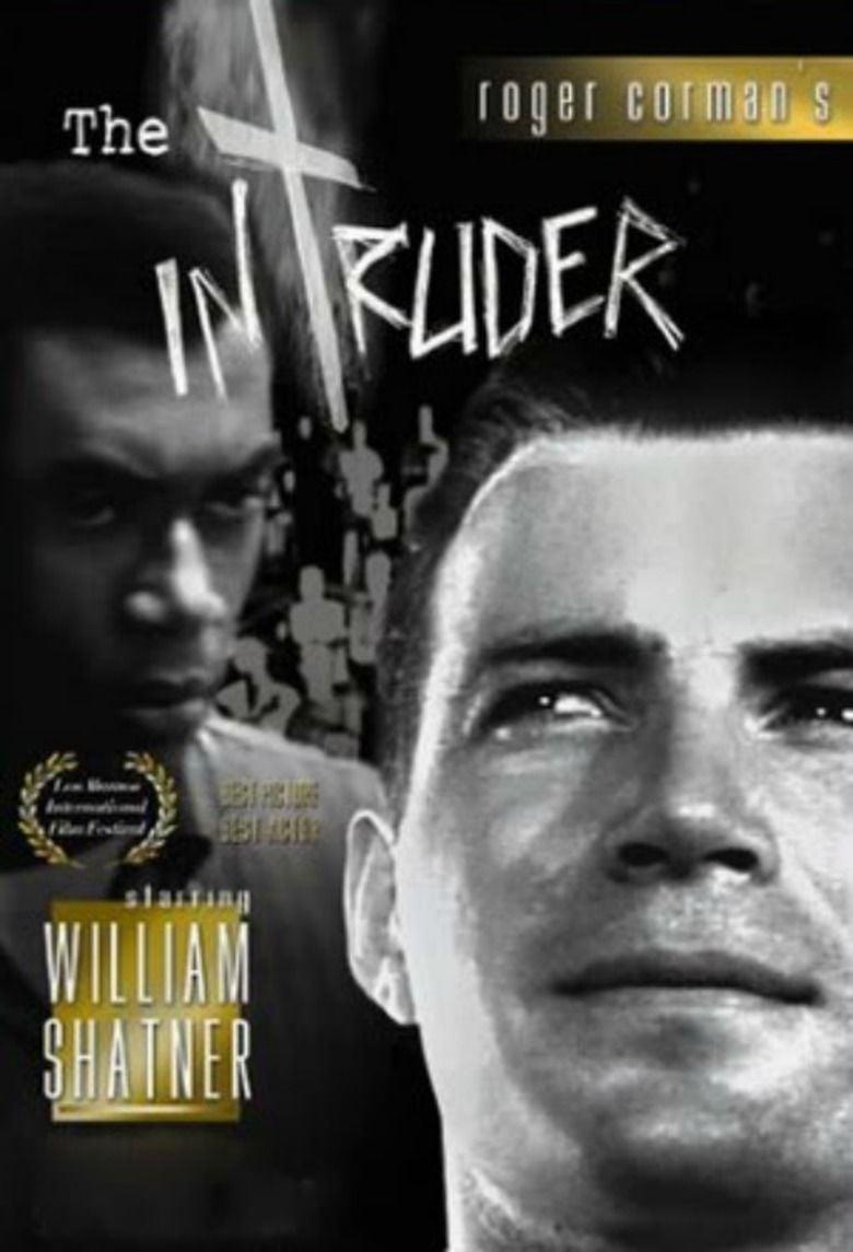The Intruder (1962 film) movie poster