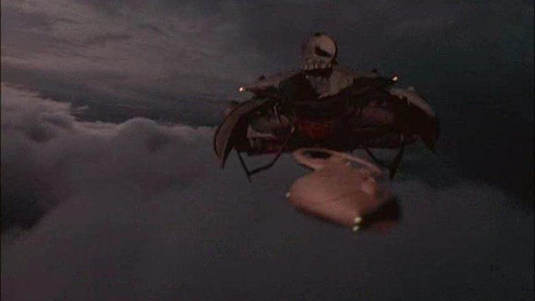 The Invader (1997 film) movie scenes