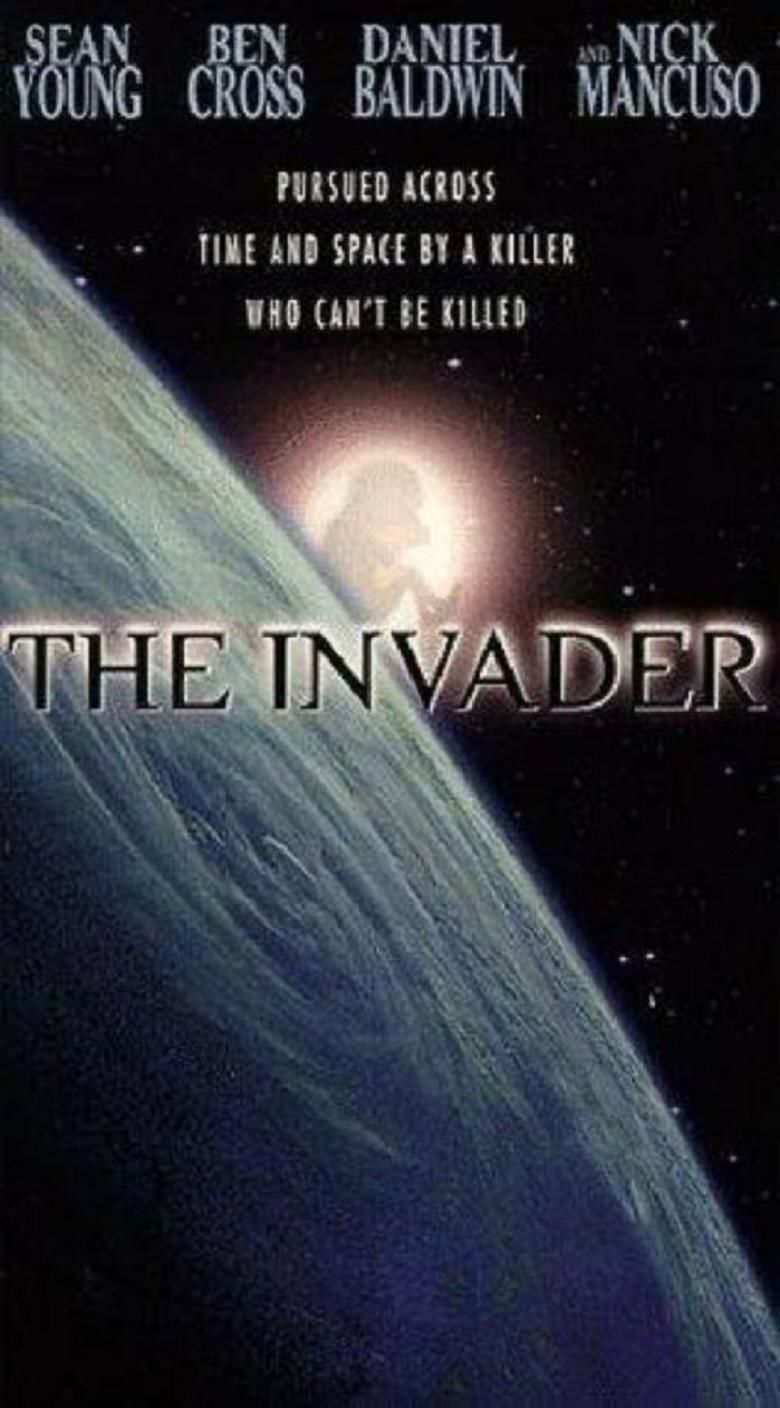 The Invader (1997 film) movie poster