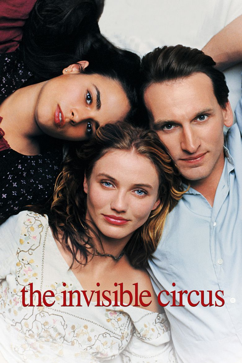 The Invisible Circus (film) movie poster