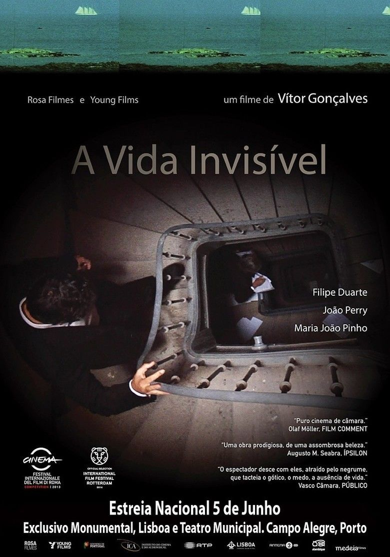 The Invisible Life movie poster