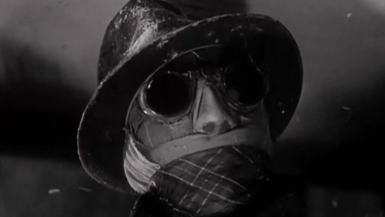 The Invisible Man (film) movie scenes