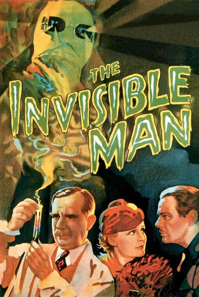 The Invisible Man (film) movie poster