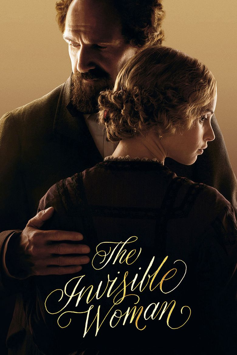 The Invisible Woman (2013 film) movie poster