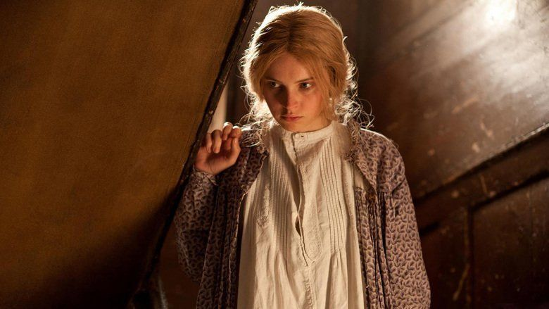 The Invisible Woman (2013 film) movie scenes