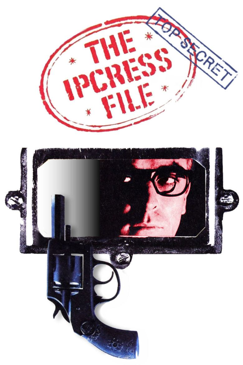 The Ipcress File (film) movie poster