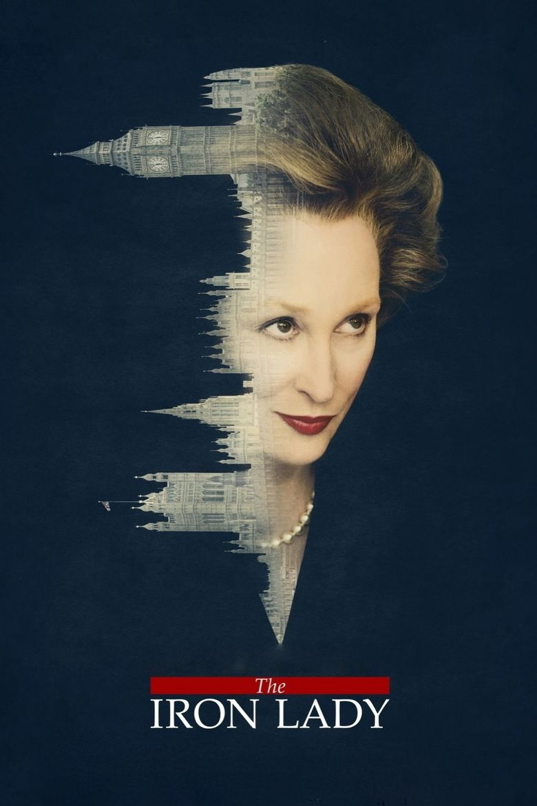 The Iron Lady (film) movie poster