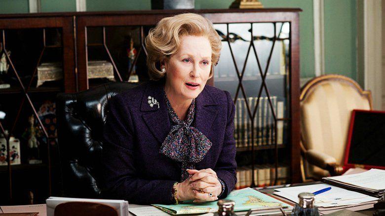 The Iron Lady (film) movie scenes