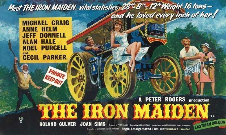The Iron Maiden movie scenes