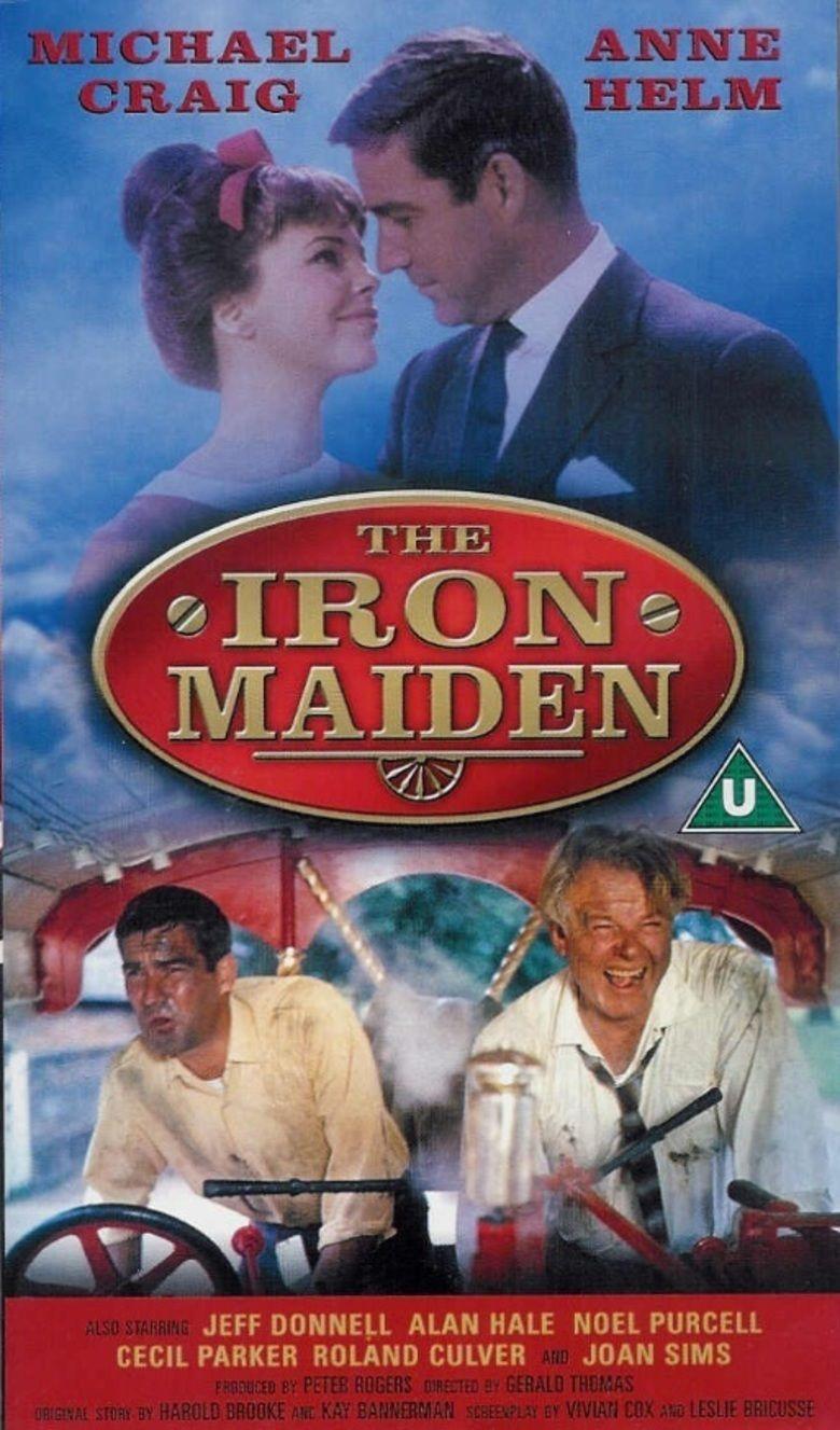 The Iron Maiden movie poster