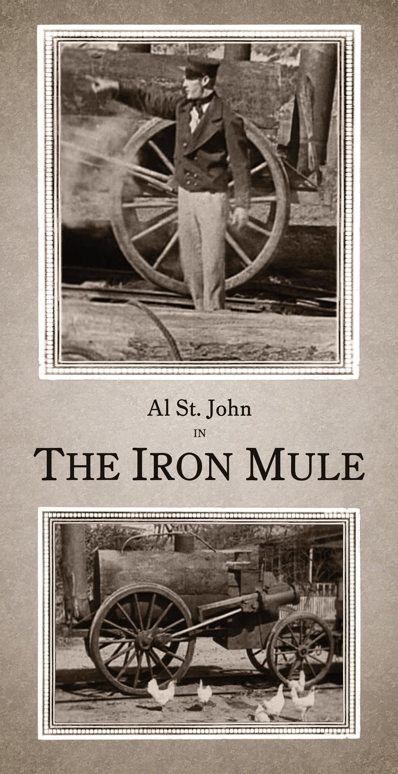 The Iron Mule movie poster