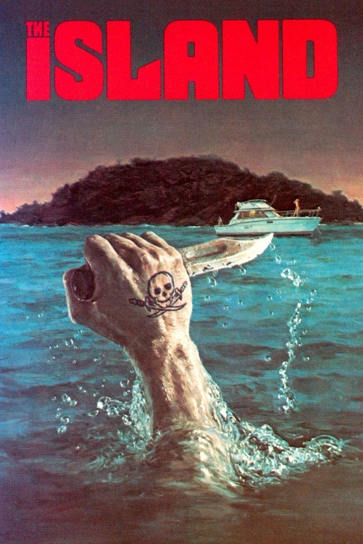 The Island (1980 film) movie poster