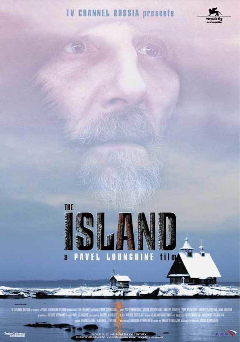 The Island (2006 film) movie poster
