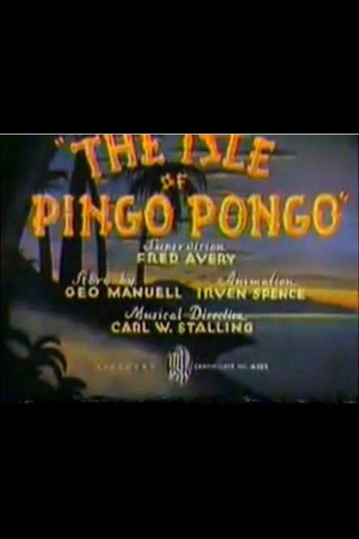The Isle of Pingo Pongo movie poster
