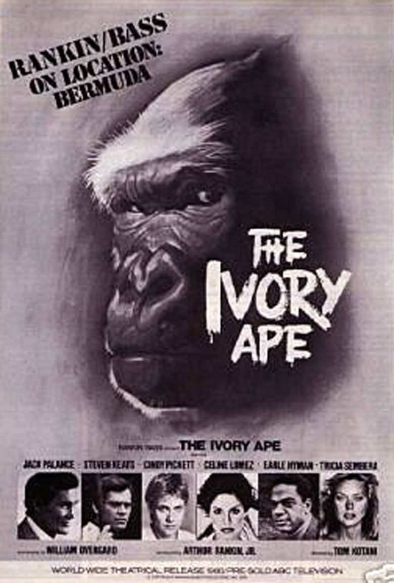 The Ivory Ape movie poster