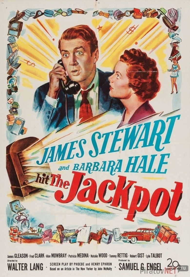 The Jackpot movie poster