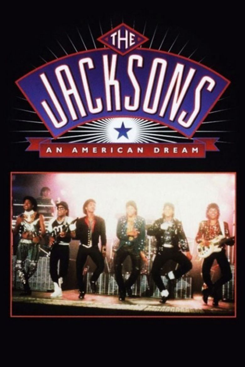 The Jacksons: An American Dream movie poster