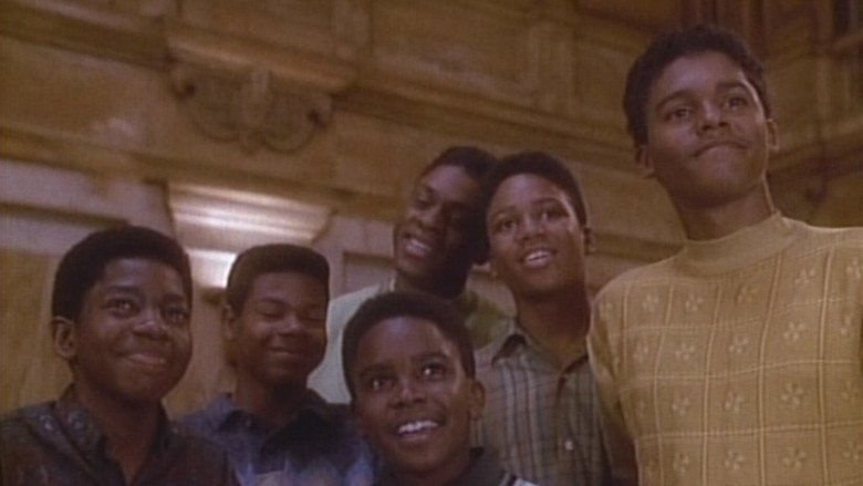 The Jacksons: An American Dream movie scenes