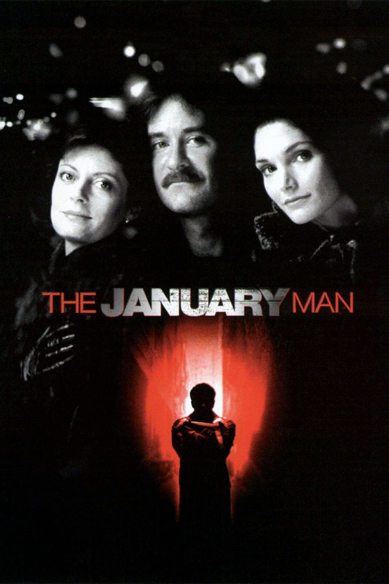 The January Man movie poster