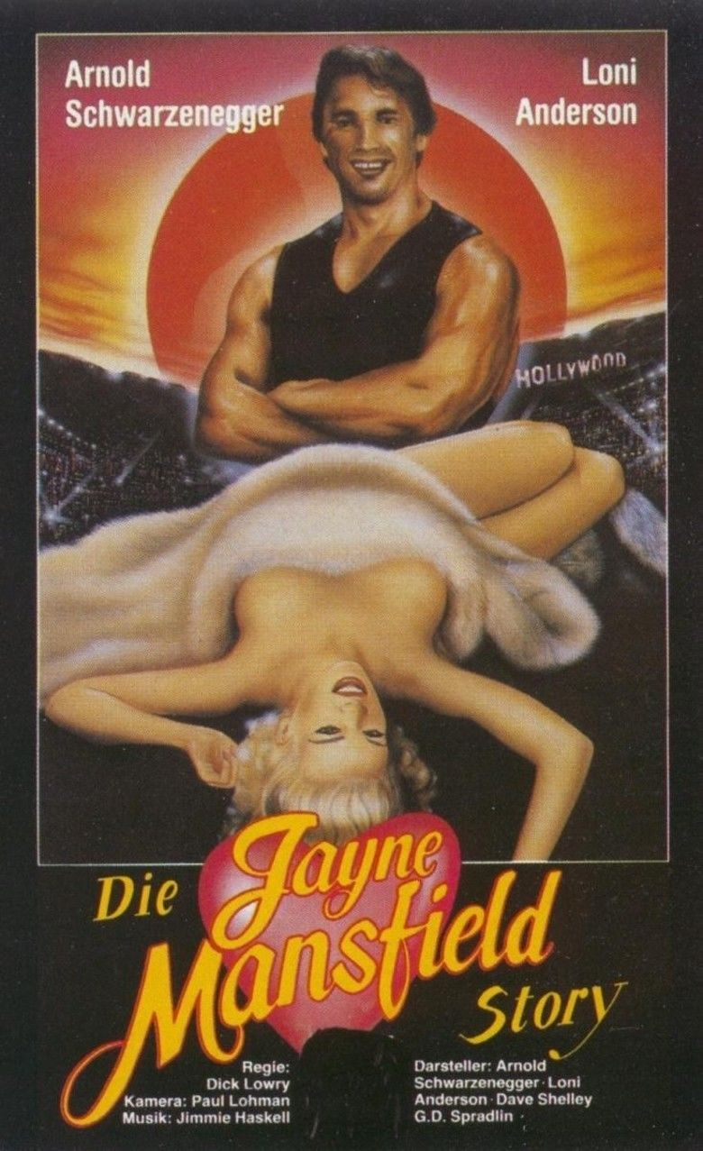 The Jayne Mansfield Story movie poster