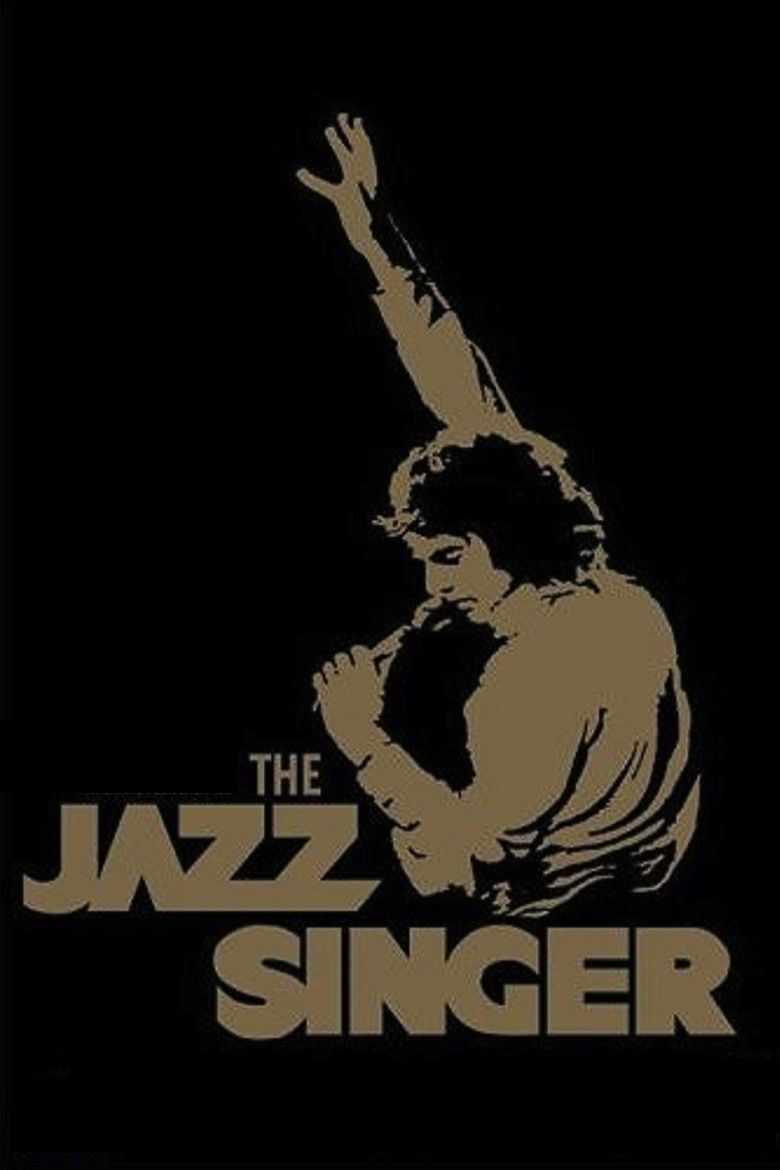 The Jazz Singer (1980 film) movie poster
