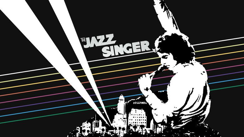 The Jazz Singer (1980 film) movie scenes