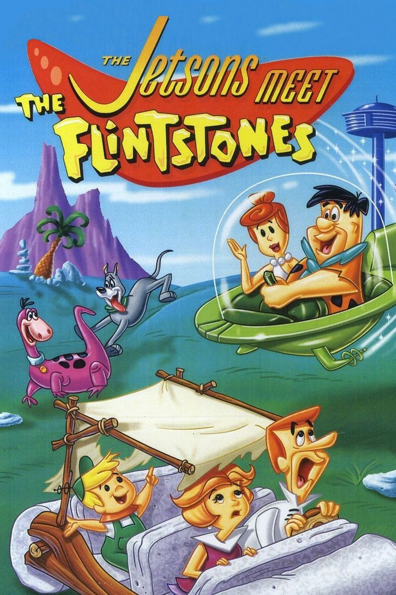 The Jetsons Meet the Flintstones movie poster