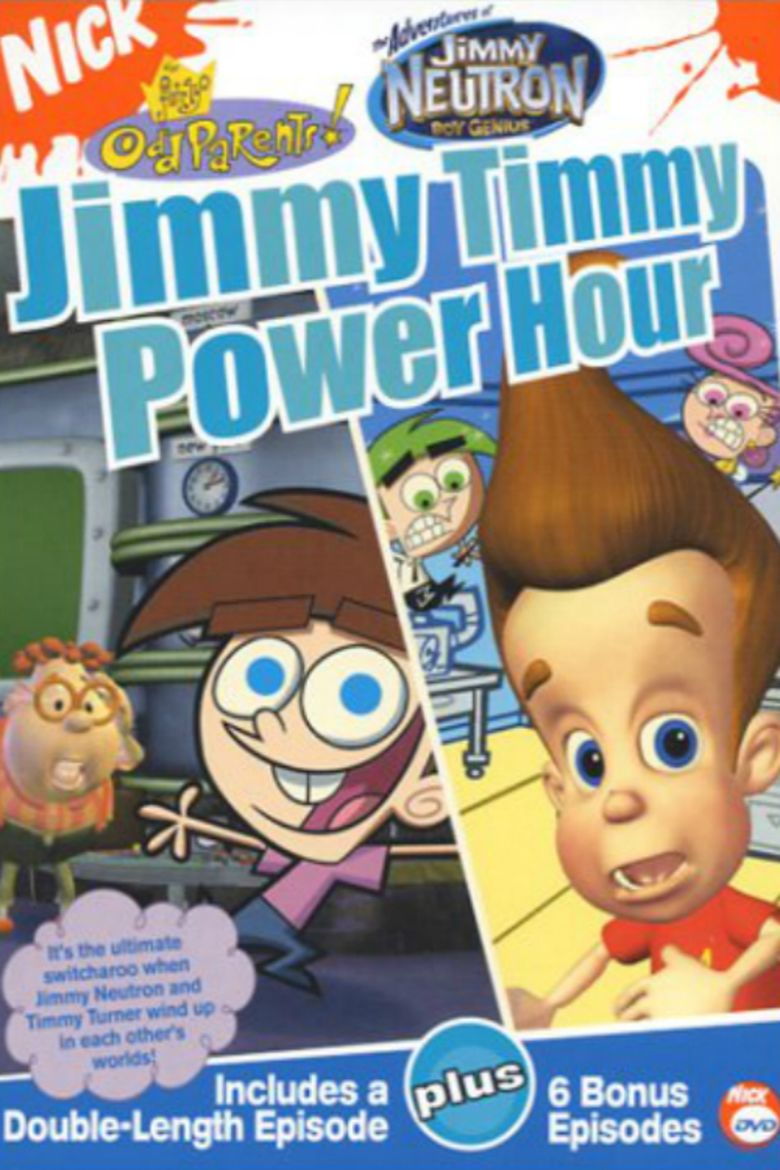 The Jimmy Timmy Power Hour movie poster