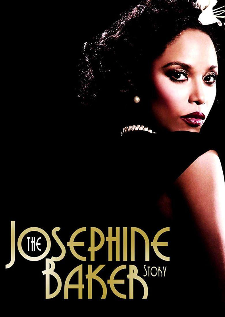The Josephine Baker Story movie poster