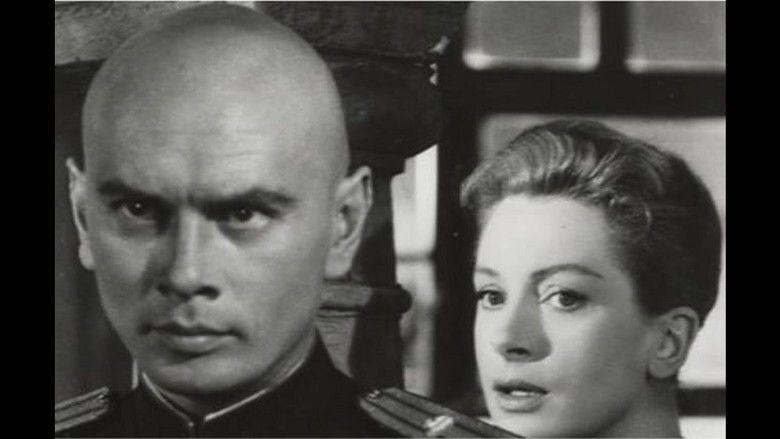 The Journey (1959 film) movie scenes