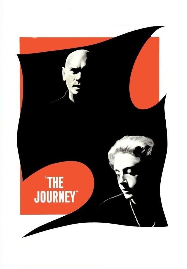 The Journey (1959 film) movie poster
