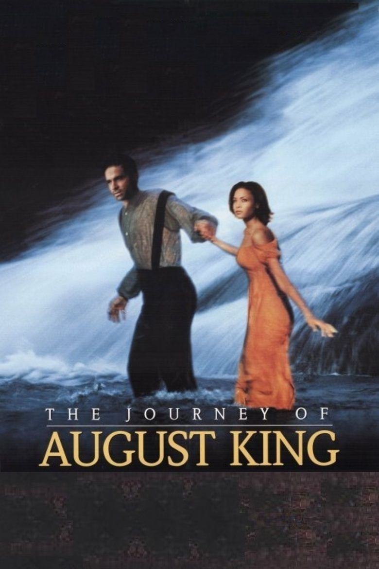 The Journey of August King movie poster