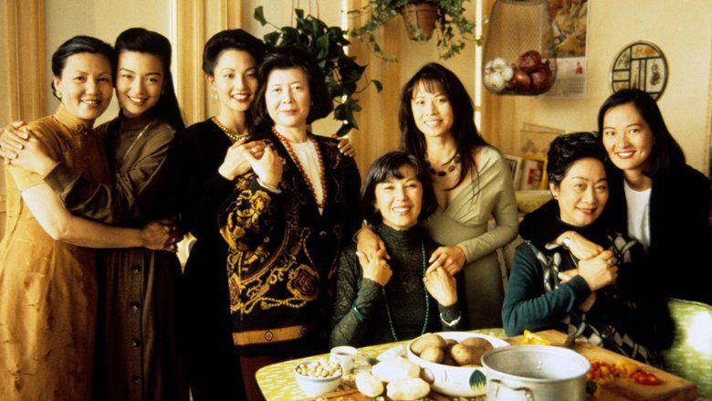 The Joy Luck Club (film) movie scenes