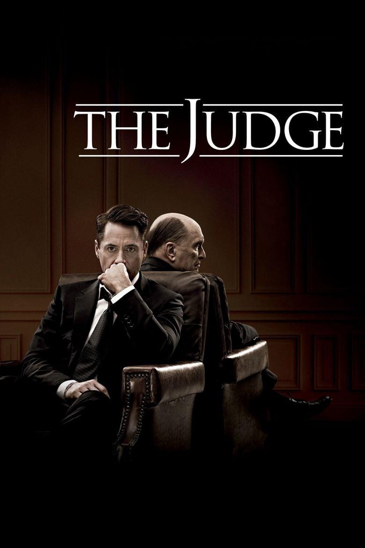 The Judge (2014 film) movie poster