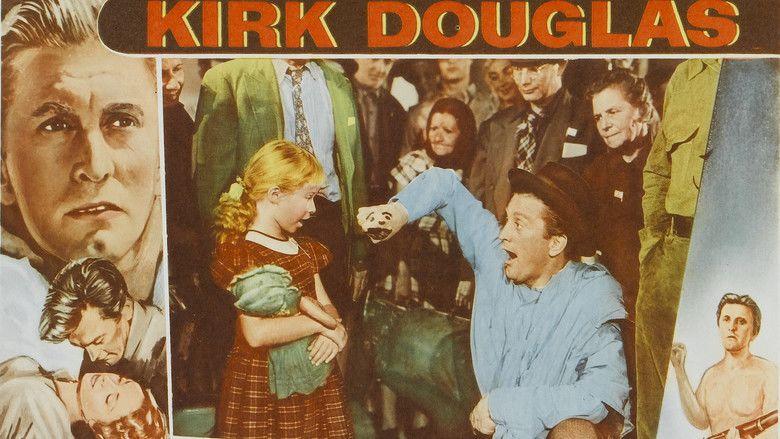 The Juggler (film) movie scenes