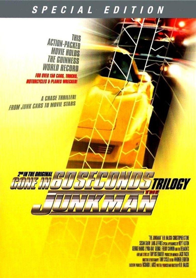 The Junkman movie poster