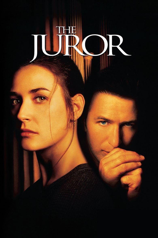The Juror movie poster