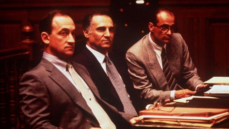 The Juror movie scenes