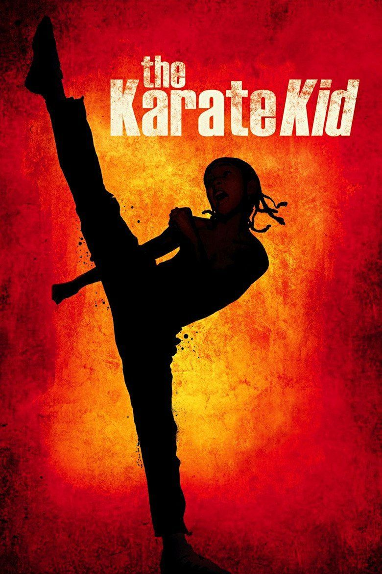 The Karate Kid (2010 film) movie poster
