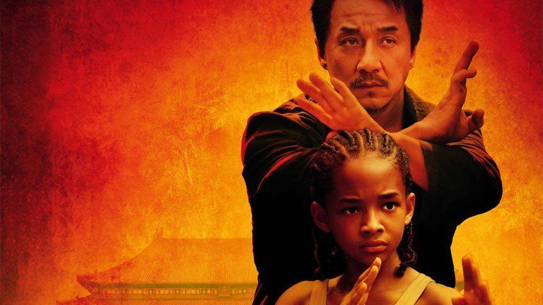 The Karate Kid (2010 film) movie scenes