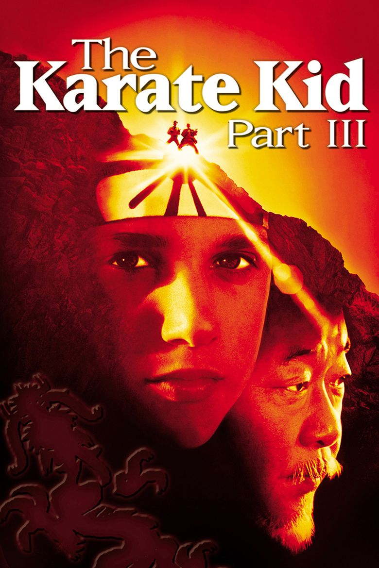 The Karate Kid, Part III movie poster