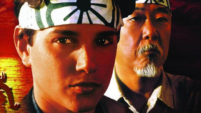 The Karate Kid, Part III movie scenes