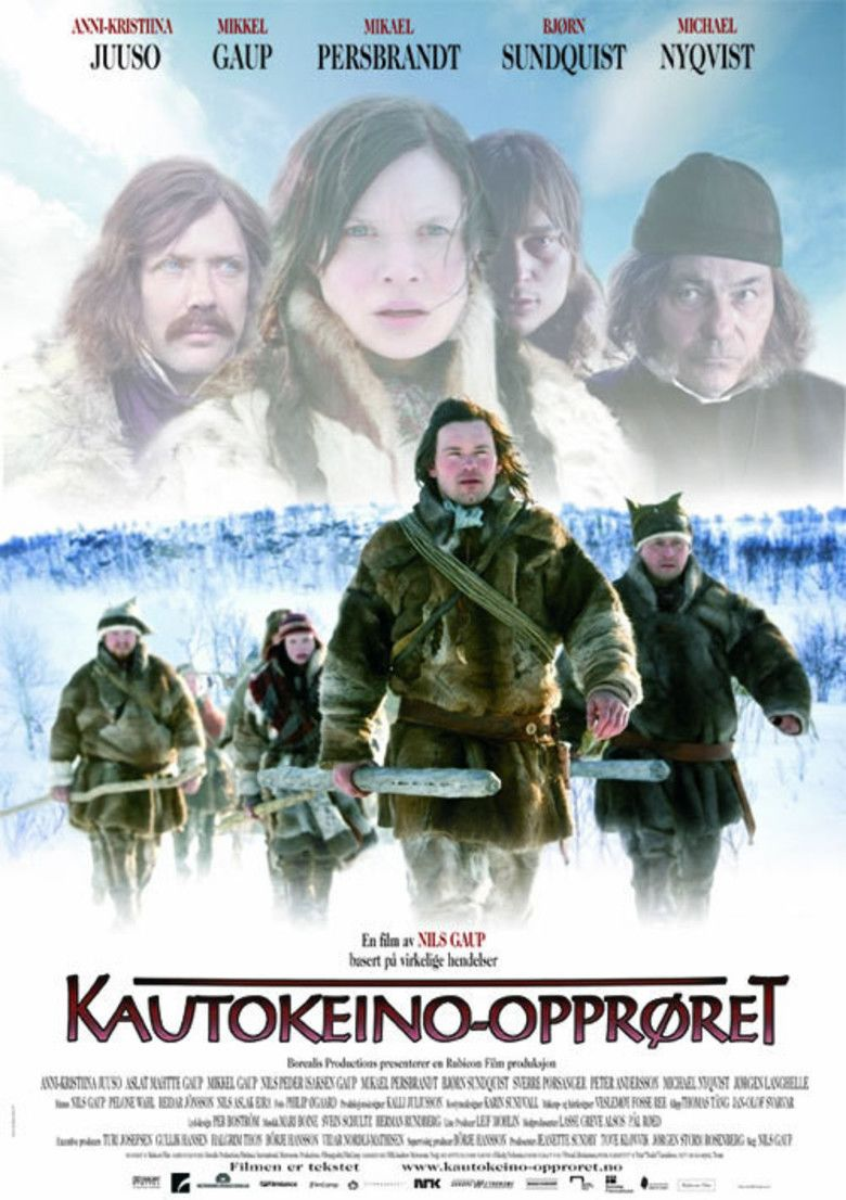 The Kautokeino Rebellion movie poster