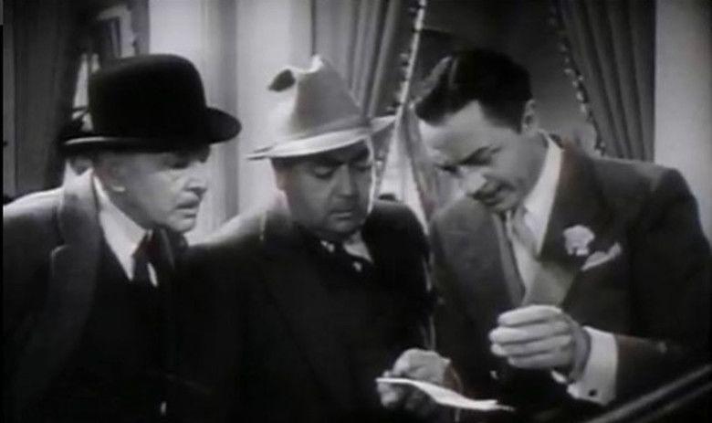 The Kennel Murder Case (film) movie scenes