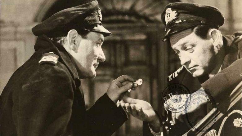 The Key (1958 film) movie scenes