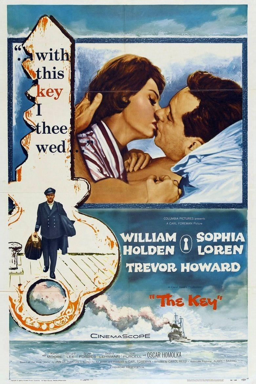 The Key (1958 film) movie poster